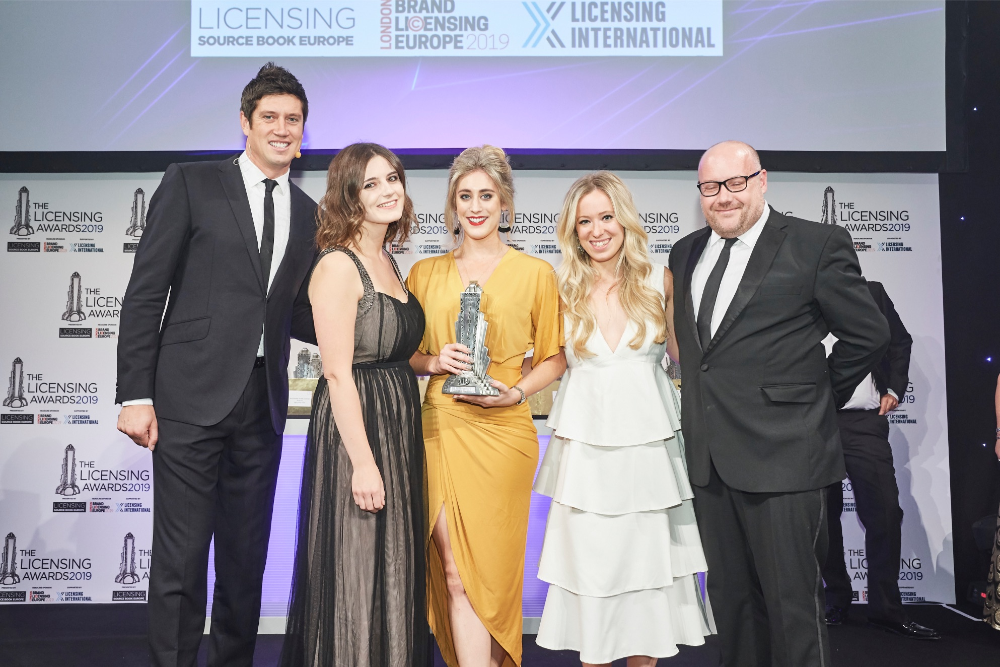 Licensing Awards 2019
