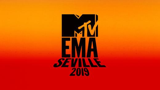 MTV EMA Seville 2019 logo