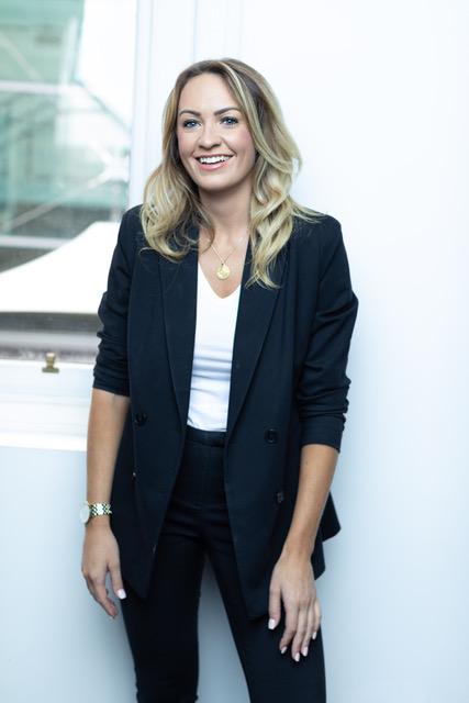 Kristina McGuirk personal brand headshot