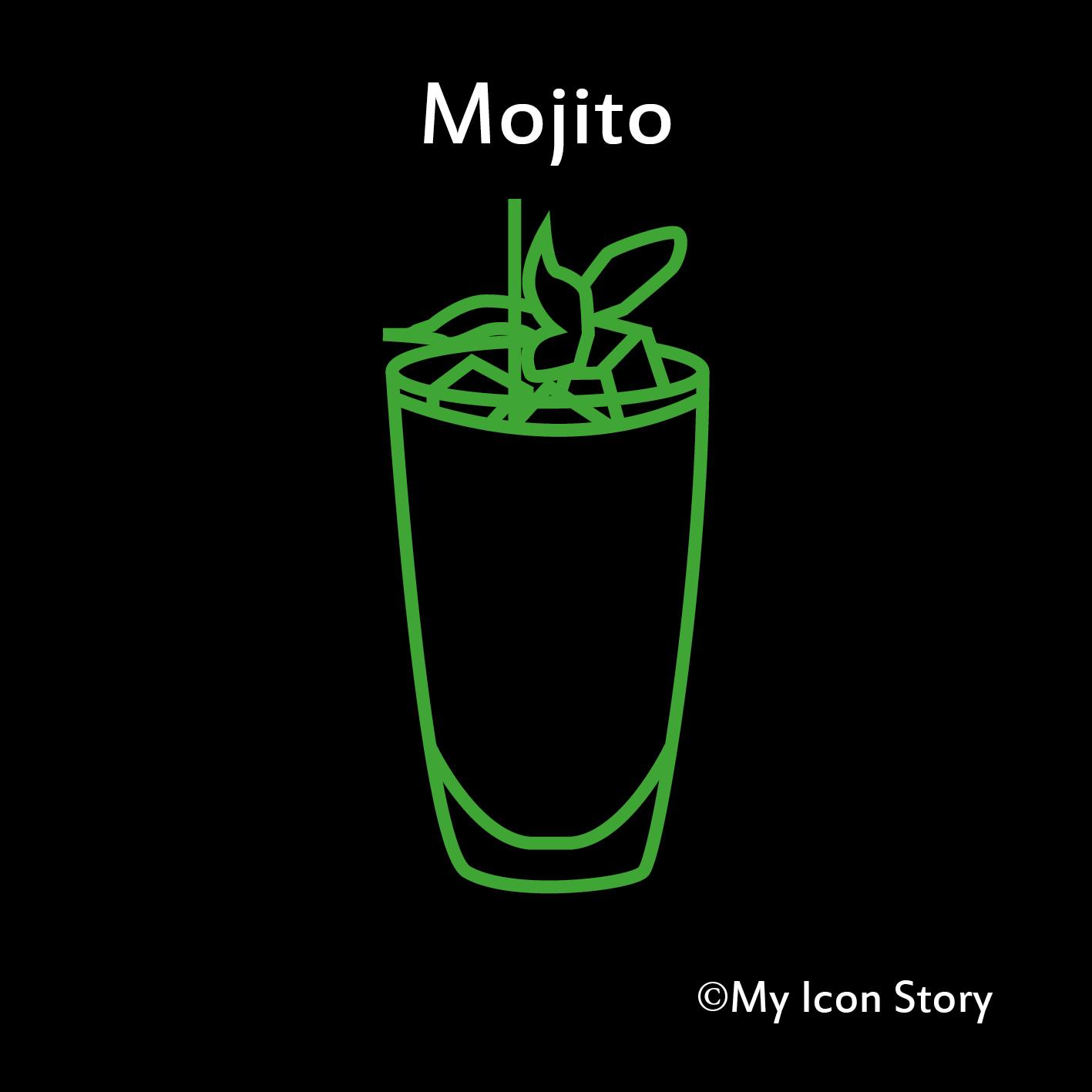 Mojito Icon