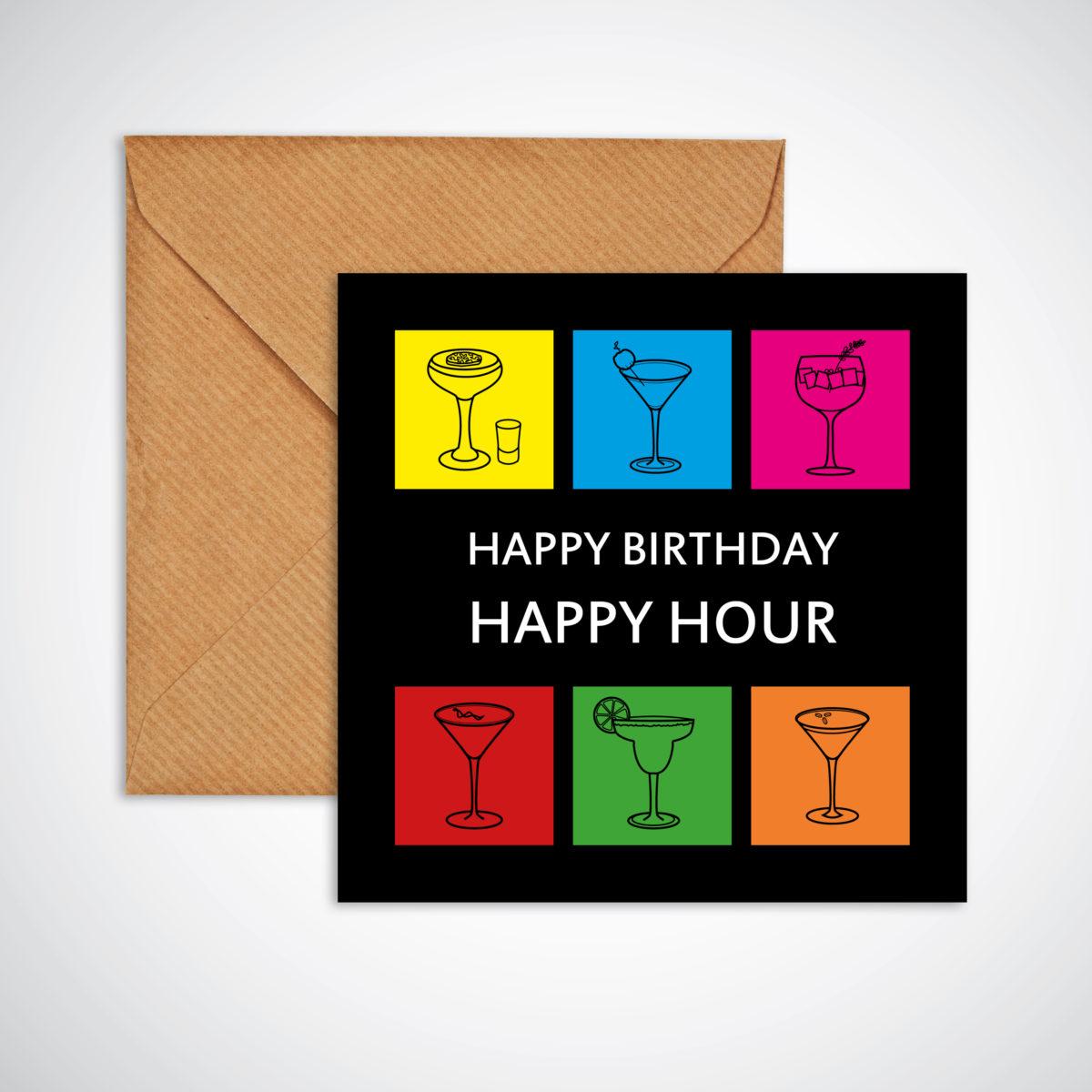 Birthday Happy Hour