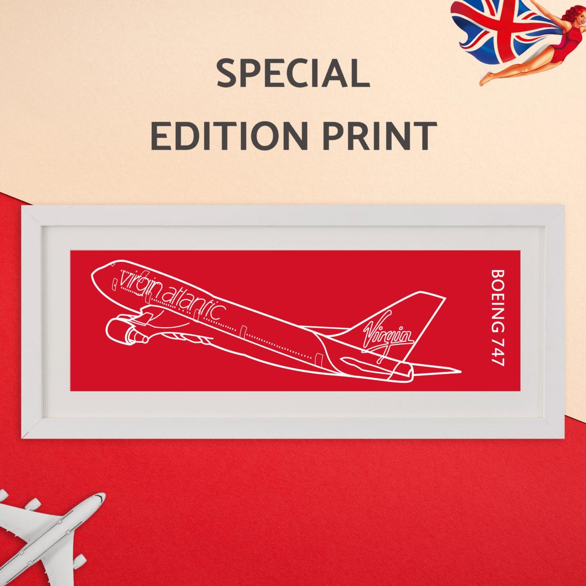 Virgin Atlantic Special Edition