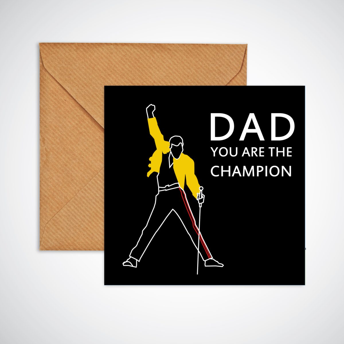 Freddie Mercury Champion